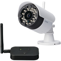 LOREX LW2231 Wireless Real-Time Security Camera with Audio Microphone