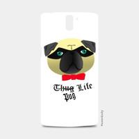 Pug Life One Plus One Cases | Artist : Nitin Kapoor