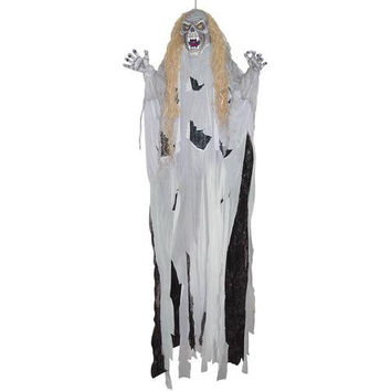 Halloween Prop: Hanging Ghoul Latex 12'