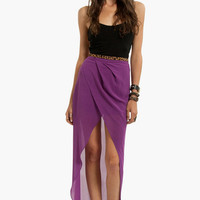 Gypsy Girl Maxi Skirt $30