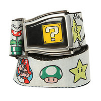 Nintendo Super Mario Bros. Airline Belt