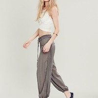 Womens Black Pearl Pants