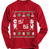 Breaking Bad Ugly Christmas Sweater