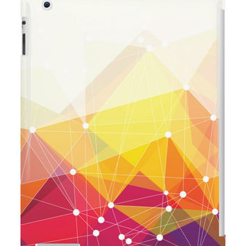 Abstract Colorful Triangle Pattern by sale