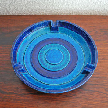 Mid century Bitossi Italian Ashtray