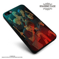 parkway drive cartoon case cover for iphone, ipod, ipad and galaxy series