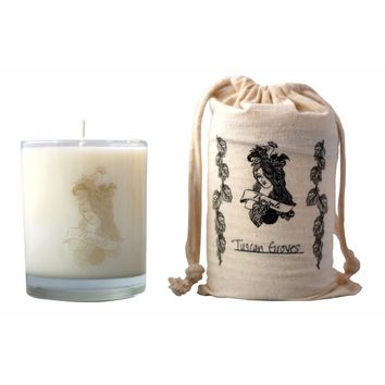 Trovati Soy Wax Candle - Tuscan Groves