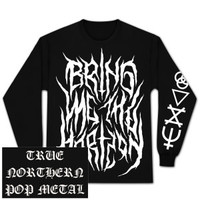 BMTH Pop Metal Long Sleeve Tee