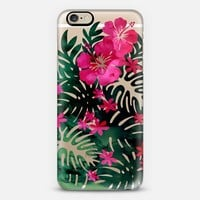 Tropical Summer iPhone 6 case by Emanuela Carratoni | Casetify