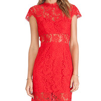 SAYLOR Jane Dress in Red