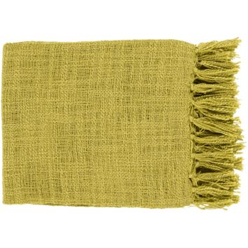 Tilda Throw ~ Lime