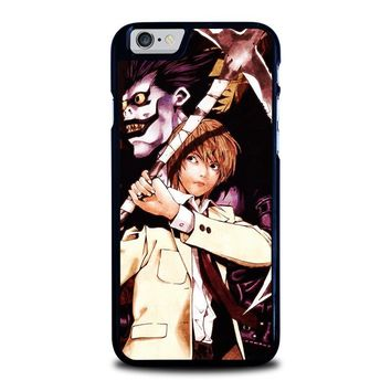 DEATH NOTE RYUK AND LIGHT iPhone 6 / 6S Case Cover