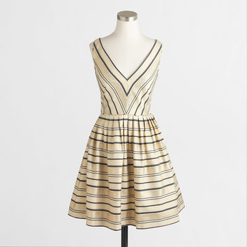 Factory Schuyler candy wrap dress : Waist-Defined Dresses | J.Crew Factory