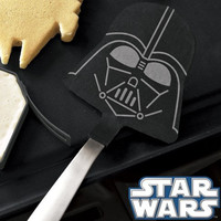 Star Wars Darth Vader Flexible Spatula kitchen utensil supply baking slicone