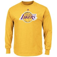 Los Angeles Lakers Fanatics Supreme Long Sleeve Tee