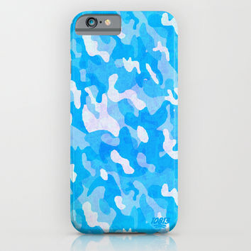 Camo... iPhone & iPod Case by 10813 Apparel