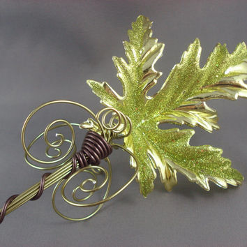 Oberon's Fairy King Sceptre Wand - Made to Order