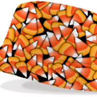 Candy Corn Bucket Hat created by Blooming Vine Design | Print All Over Me