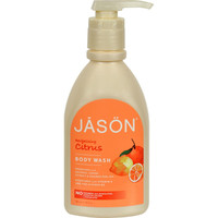 Jason Satin Shower Body Wash Citrus - 30 Fl Oz