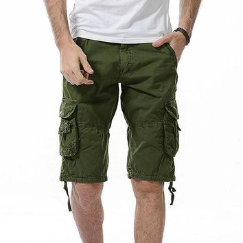 Mens Cargo Shorts - 3 Colors