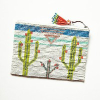 Stela 9 Womens Cactus Rose Clutch