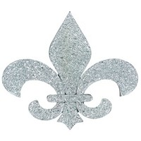 Medium Fleur-De-Lis Mirrored Shape | Shop Hobby Lobby