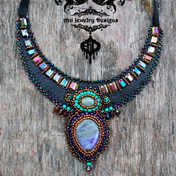 Galaxy necklace ring bracelet  set spring fashion 2017 shipping included in price collar necklace, adjustable ring, cuff