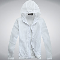 Outdoors Summer Uv Proof Coat Permeable Couple Long Sleeve Jacket [6581645255]