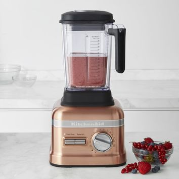 KitchenAid® Pro Line® Series Blender with Thermal Control Jar, Copper