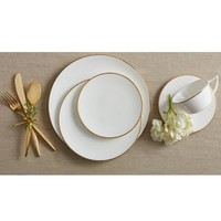 Olivia & Oliver Madison Gold Dinnerware Collection