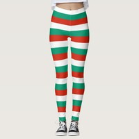 Leggings with flag of Bulgaria