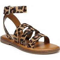 SARTO by Franco Sarto Kyson Genuine Calf Hair Sandal (Women) | Nordstrom
