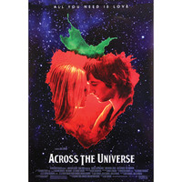 Across The Universe - Domestic Poster