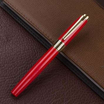 classic 883 Fountain Pen Chinese Red Lacquer