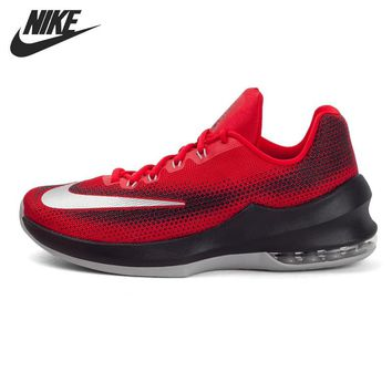 Original New Arrival 2017 NIKE AIR MAX INFURIATE LOW EP Men's Basketball Shoes Sneaker