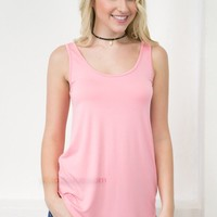 Simple Solid Top | Pastels