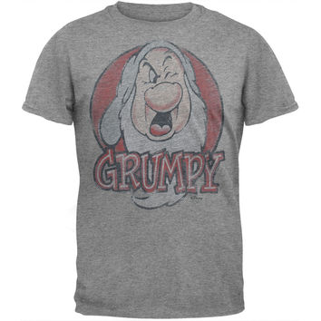 Snow White - Grumpy Soft T-Shirt