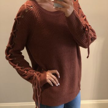 My Best Friend Sweater