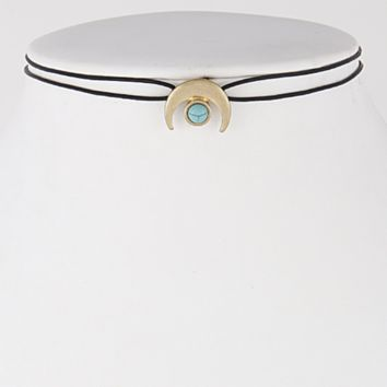 The Shelby Choker- Gold