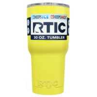 Custom RTIC 30oz Sunshine Yellow Design Your Own Tumbler