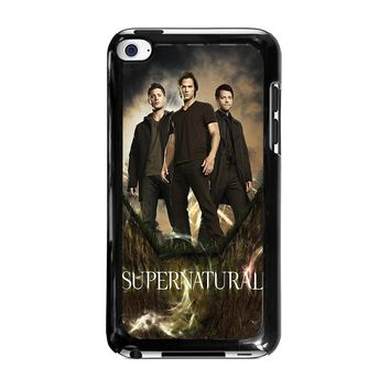 SUPERNATURAL iPod Touch 4 Case Cover