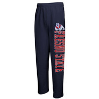 Fresno State Bulldogs Pantalon Fleece Pants – Navy Blue