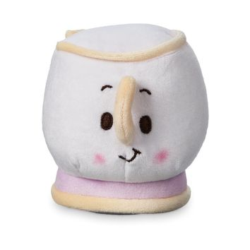 Disney Beauty And The Beast Chip Scented Ufufy Plush Small New with Tags