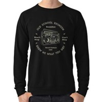 'Old School | For Djs, House Music, Vinyl' Graphic T-Shirt by hypnotzd