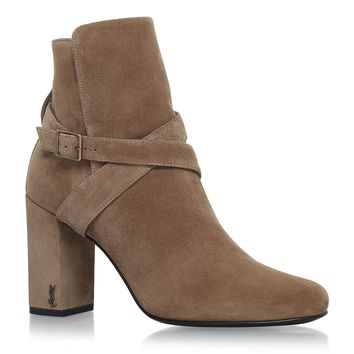 Saint Laurent Babies Pin Jodhpur Ankle Boots 90 | Harrods.com