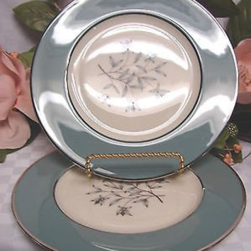 Lenox China Dinnerware Kingsley Pattern  X445 set 2 bread plate
