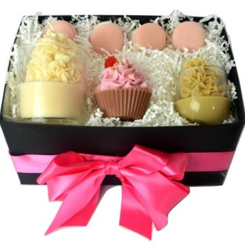 Dessert Candle Gift Set Deluxe