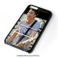 Calum Hood 5Sos Cover Design for iPhone and iPod Touch Case