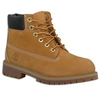 "Timberland 6"" Premium Waterproof Boots - Boys' Preschool at Champs Sports"