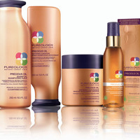 Currently Crushing on Pureology Precious Oil | bourbon & gloss